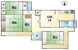 神戸北山貸家