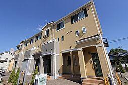 愛知県名古屋市天白区島田4丁目の賃貸アパートの外観