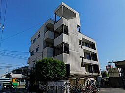 ロードサイドハウス[4階]の外観
