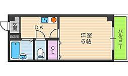 サニースポット[2階]の間取り