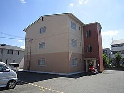 グランデー西町[201号室]の外観