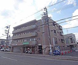 京都府京都市右京区梅津西浦町の賃貸マンションの外観