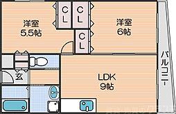 玉出駅 6.9万円