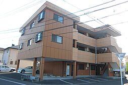 栃木県栃木市大森町の賃貸マンションの外観