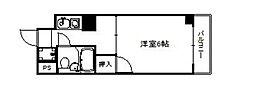 セイワビル[5階]の間取り