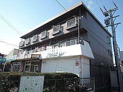西川マンション[2階]の外観