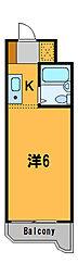 TOP・東寺尾第1[1階]の間取り