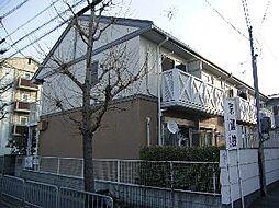フレグランス竹田[1階]の外観