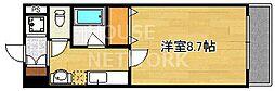 S-FORT京都西大路(旧グランドパレス西大路七条)[702号室号室]の間取り