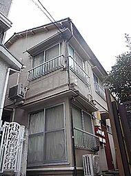 小野田アパート[2階]の外観