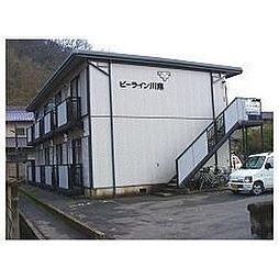 広島県福山市神辺町の賃貸アパートの外観