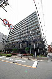 大阪府大阪市西区南堀江4の賃貸マンションの外観