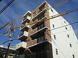 神奈川県川崎市川崎区浜町3丁目の賃貸マンションの外観