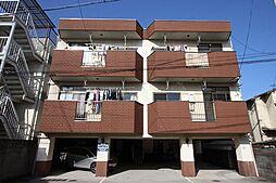 広島県広島市南区西蟹屋3丁目の賃貸マンションの外観