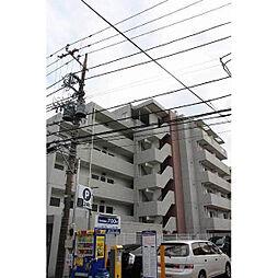 東京都足立区栗原1丁目の賃貸マンションの外観