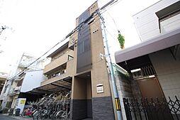 フラッティ京都御所北[102号室号室]の外観