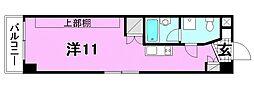カローラ清水町[1001 号室号室]の間取り