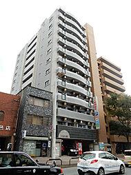 福岡県福岡市博多区千代2の賃貸マンションの外観