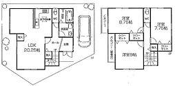 長岡京駅 2,810万円