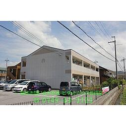 滋賀県米原市高溝の賃貸マンションの外観