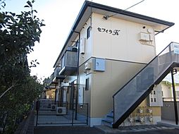 セフィラK[2階]の外観
