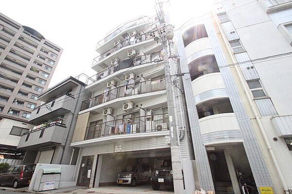 ドーム白島 2階の賃貸【広島県 / 広島市中区】