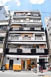 大国町エンビィコーポ[2階]の外観