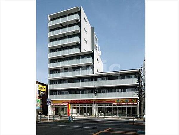 Eau de Vie 江古田 9階の賃貸【東京都 / 中野区】