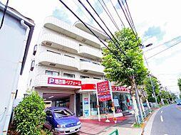 東京都練馬区富士見台1丁目の賃貸マンションの外観