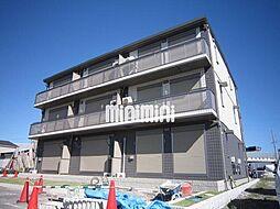 愛知県名古屋市中川区新家2の賃貸アパートの外観