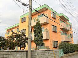 埼玉県春日部市備後東4丁目の賃貸マンションの外観