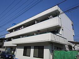 東京都府中市是政5丁目の賃貸マンションの外観