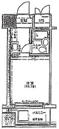 ポートハイム横浜弘明寺第3[9階]の間取り