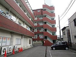 高槻ローズハイツ[4階]の外観