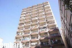 目黒フラワーマンション[12階]の外観