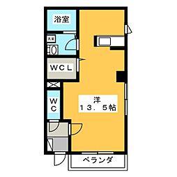 システムハウス K[1階]の間取り