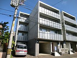 レジーナ福住[3階]の外観