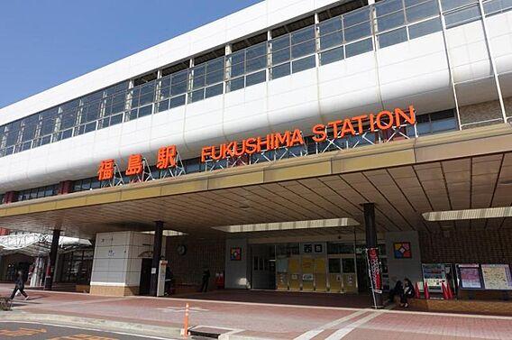 <福島駅>徒歩...
