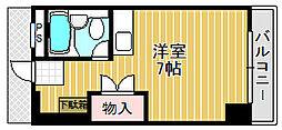 KEマンション[2階]の間取り