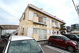 岡山県岡山市南区浦安西町丁目なしの賃貸アパートの外観