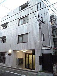 東京都中野区若宮3丁目の賃貸マンションの外観