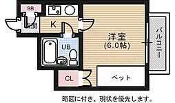 舟入町駅 3.9万円