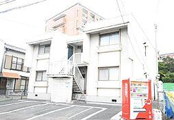 福岡県北九州市八幡西区市瀬1丁目の賃貸アパートの外観