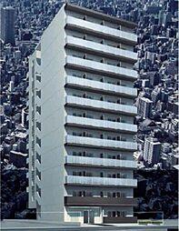 ジェノヴィア浅草IIスカイガーデン[3階]の外観