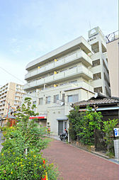 大阪府八尾市山本町南1丁目の賃貸マンションの外観