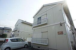 ビュ−バレ−学園B[1階]の外観