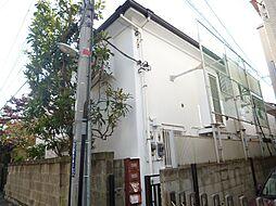 金子コーポ[1階]の外観