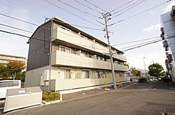 D-RoomAKI(ディールームアキ)[1階]の外観