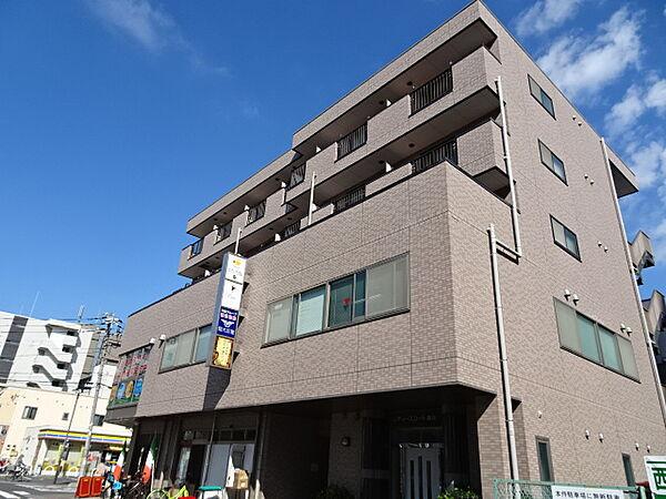 住まいの窓口・JMグループ レディースコート越谷[4階]の外観