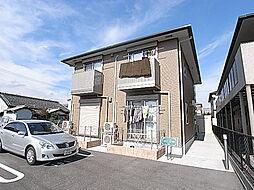 兵庫県姫路市双葉町の賃貸アパートの外観